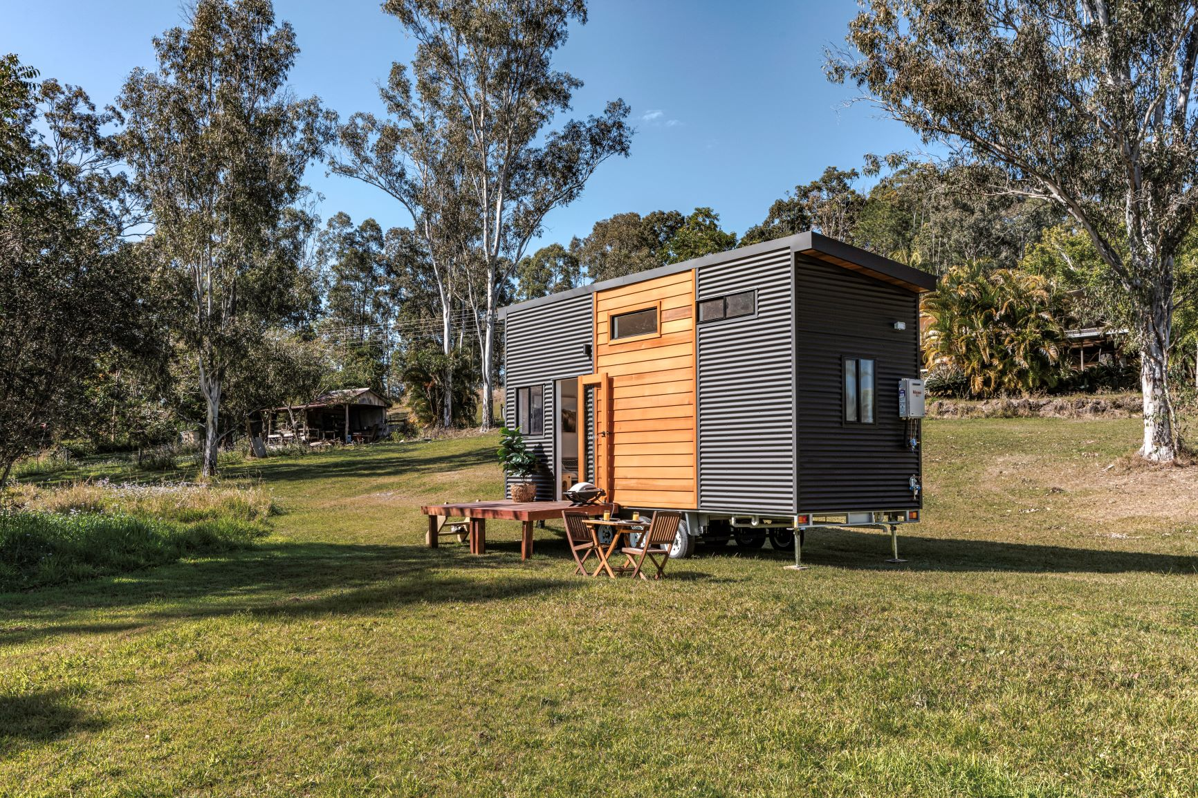 Tiny Houses On Wheels Exterior