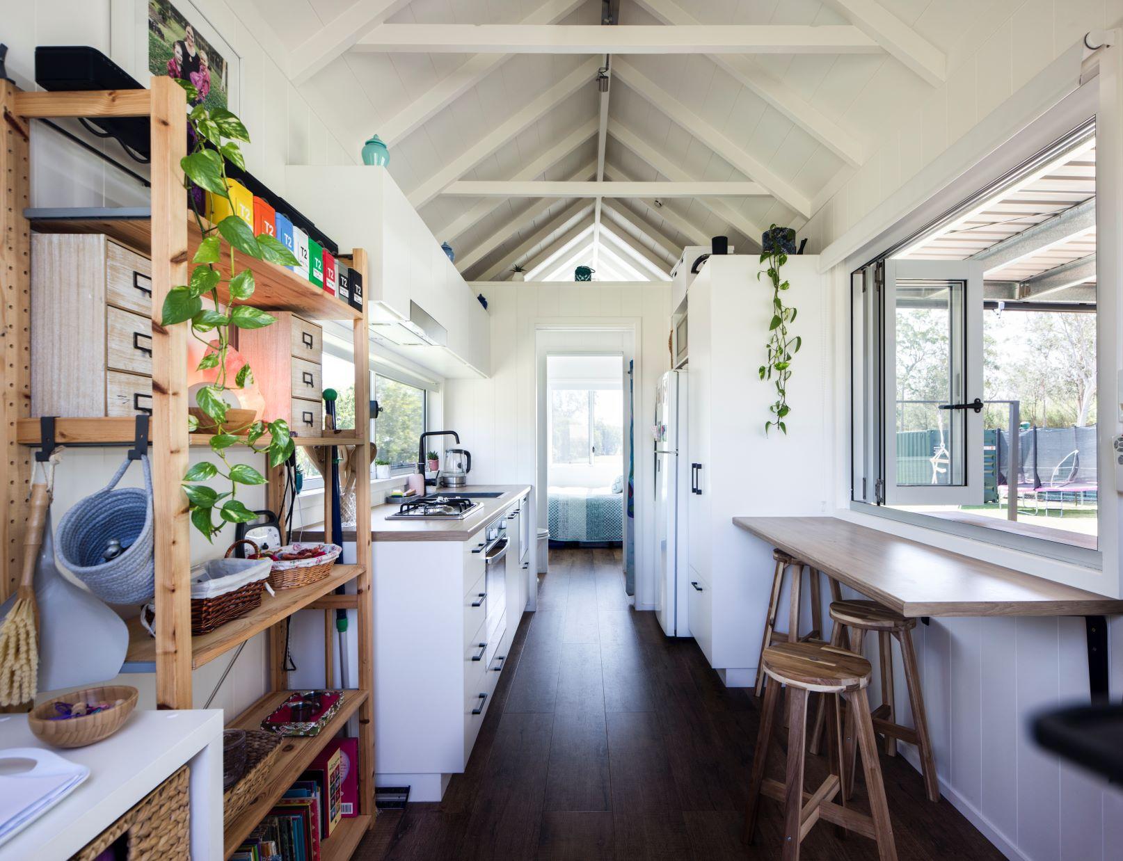 Tiny Houses Kitchen Interior