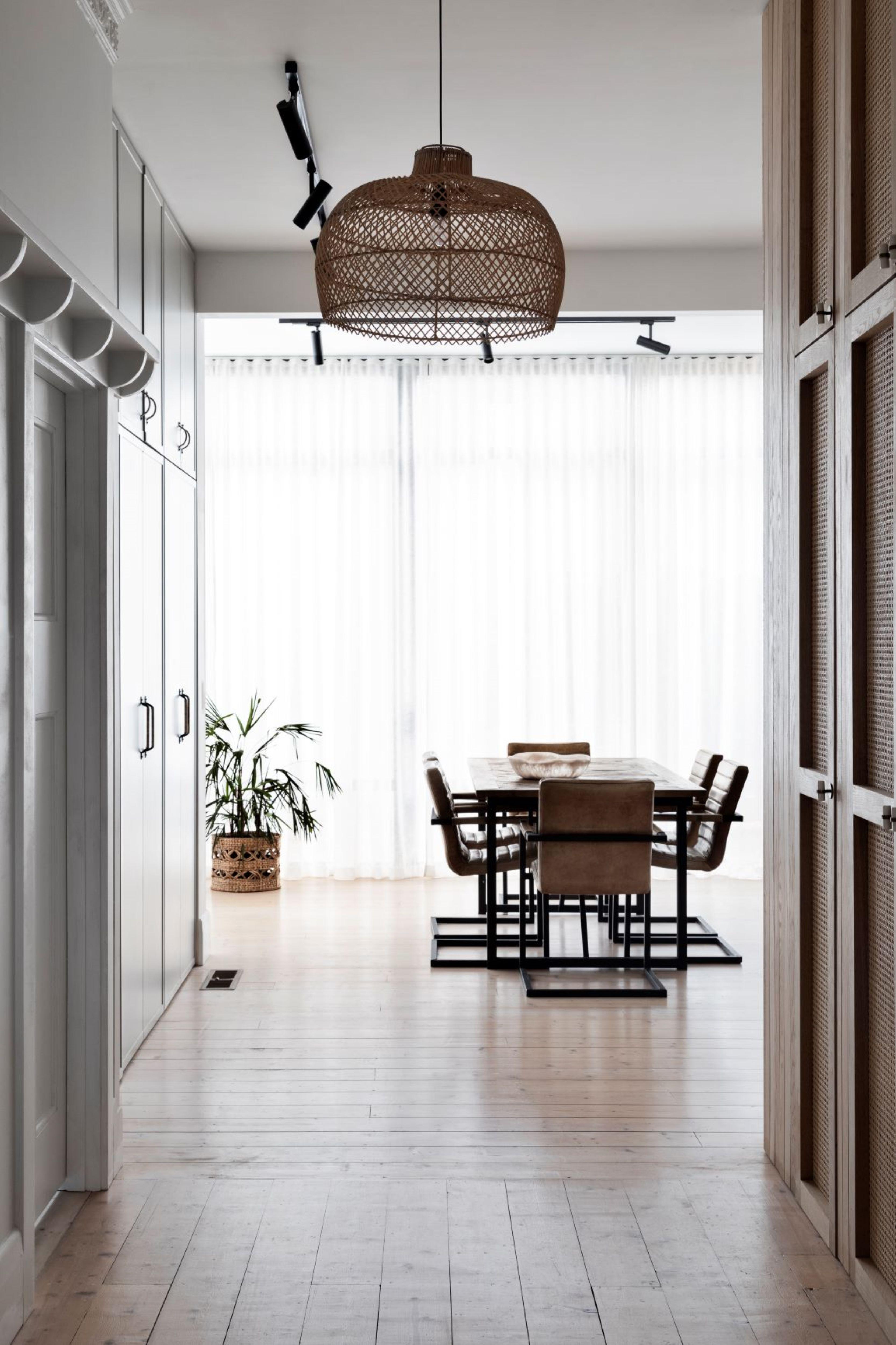 Alison Lewis Interiors Cecil Street Project Hallway