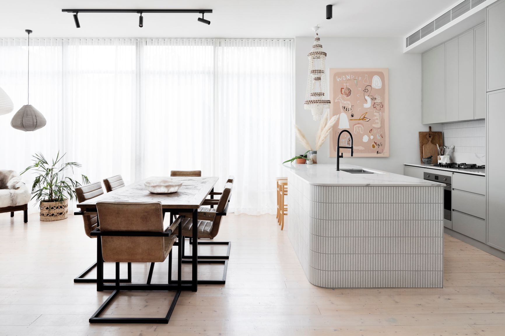 Alison Lewis Interiors Cecil Street Project Kitchen