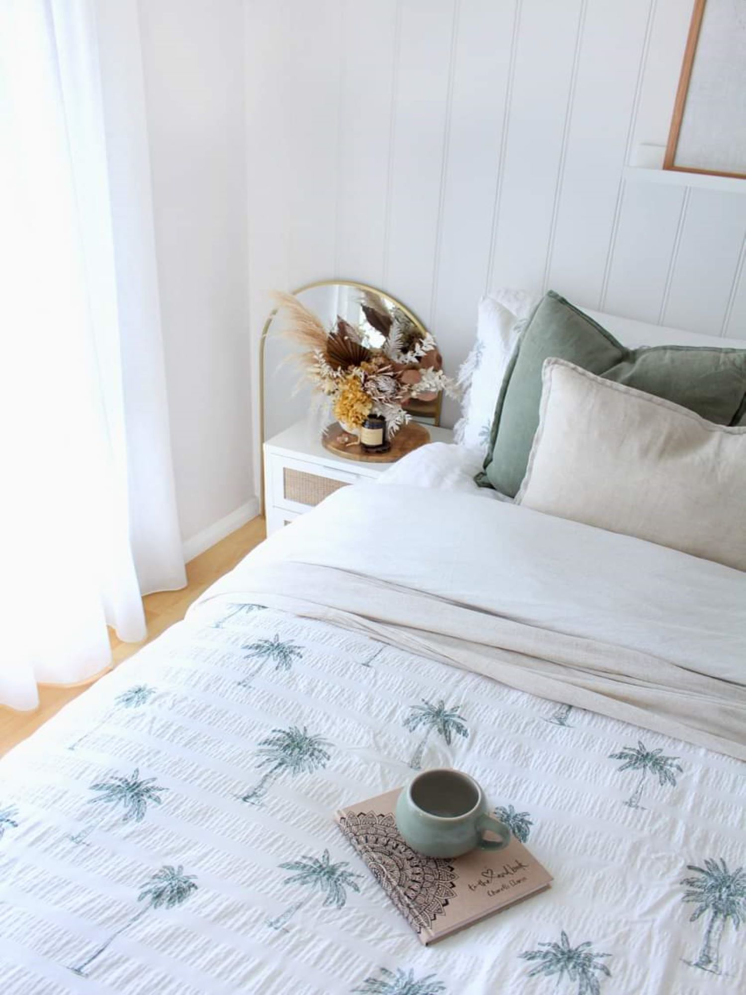 Zoe Gilpin from The DIY Decorator Bedroom