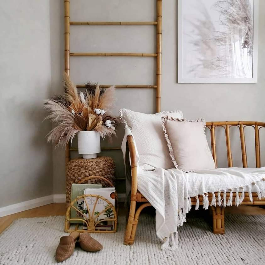Zoe Gilpin from The DIY Decorator Outdoor Rattan Furniture
