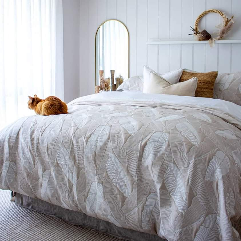 Zoe Gilpin from The DIY Decorator Master Bedroom