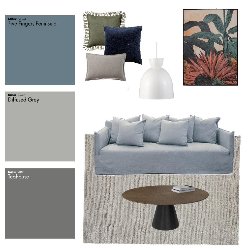 Dulux Colour Forecast Retreat Mood Board Style Sourcebook