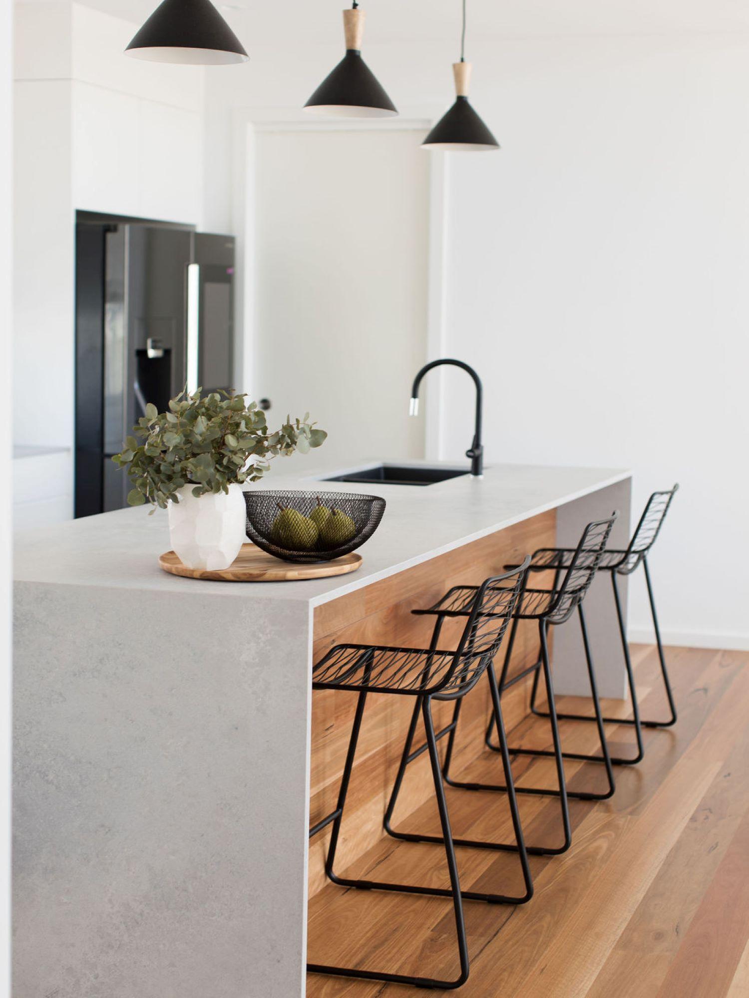 Modern Kitchen by interior designer Michelle Canny