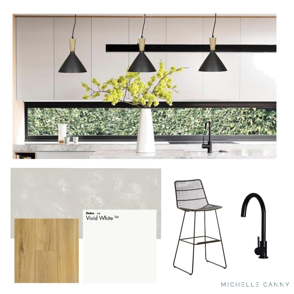 Modern Kitchen Mood Board Style Sourcebook