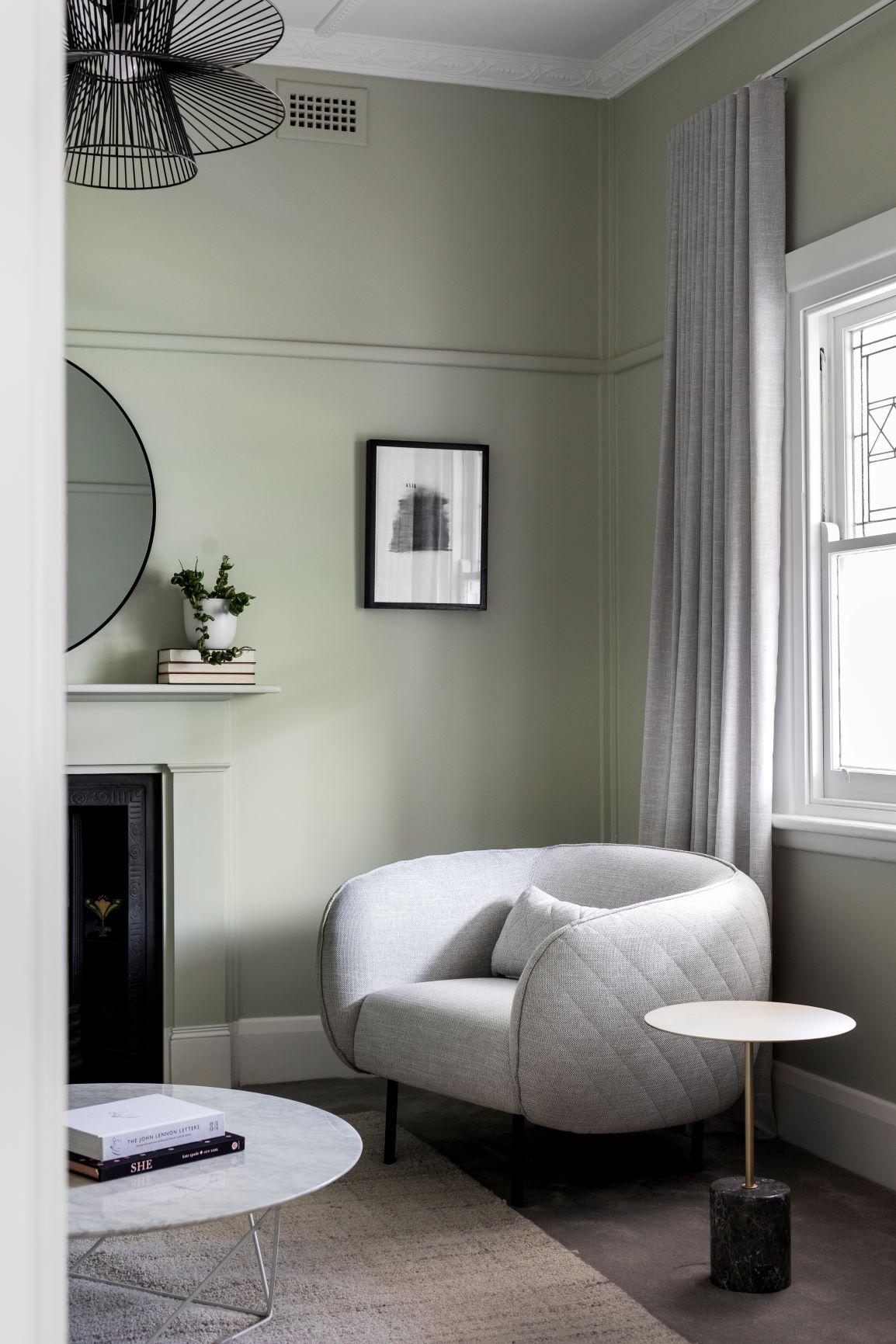 Robert Street Project - Modern House - Armchair