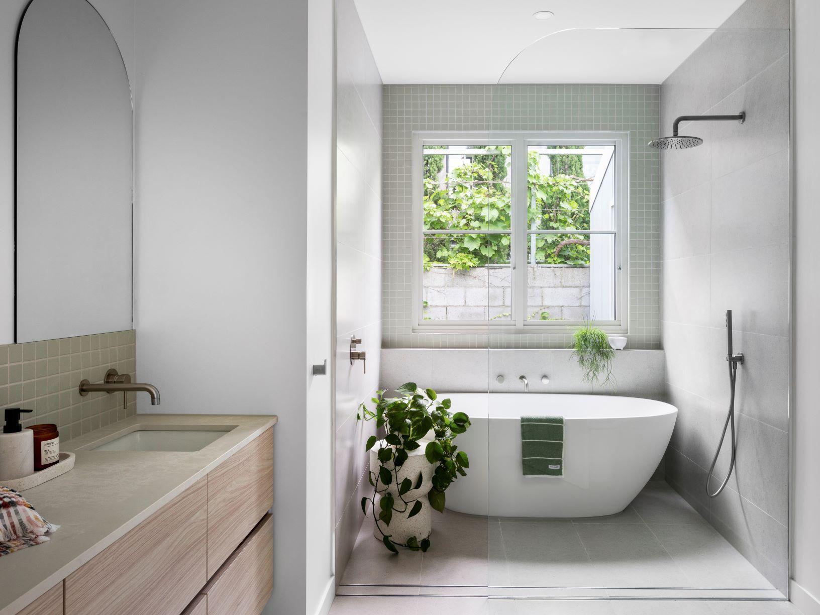 Robert Street Project - Modern House - Bathroom