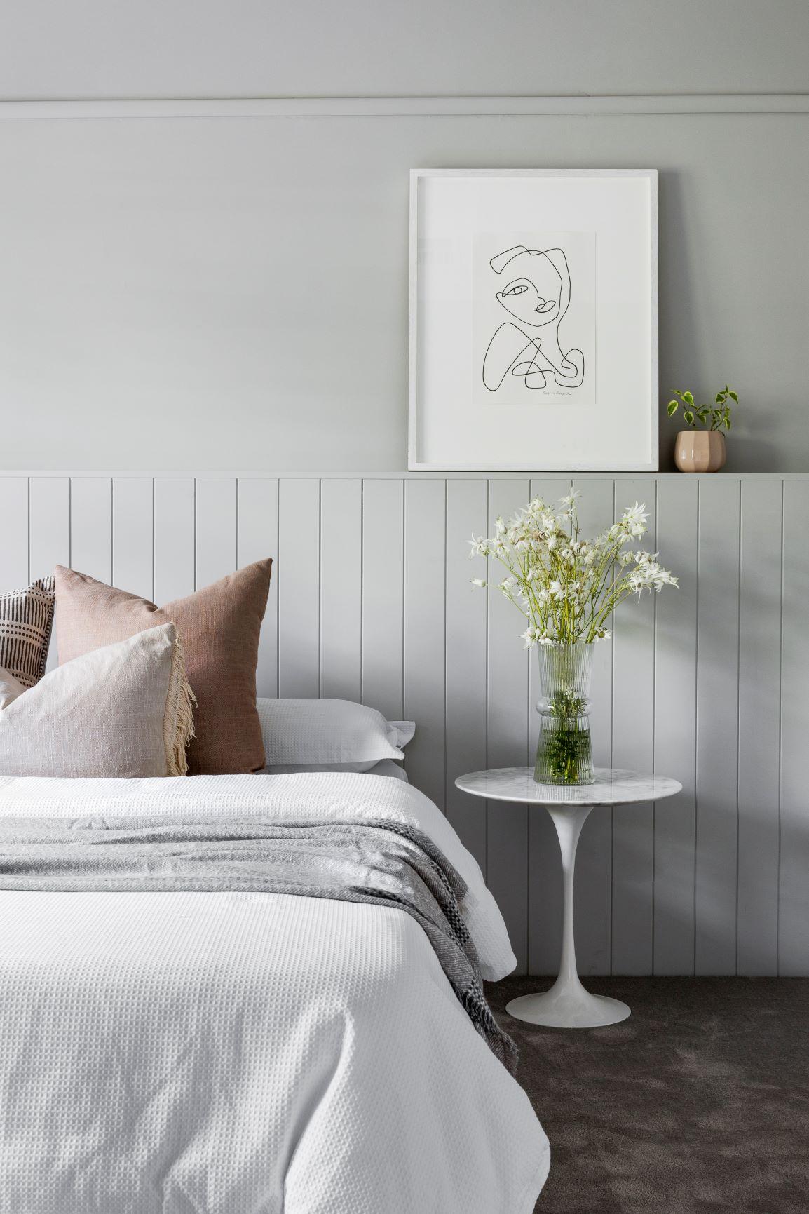 Robert Street Project - Modern House - Bedroom