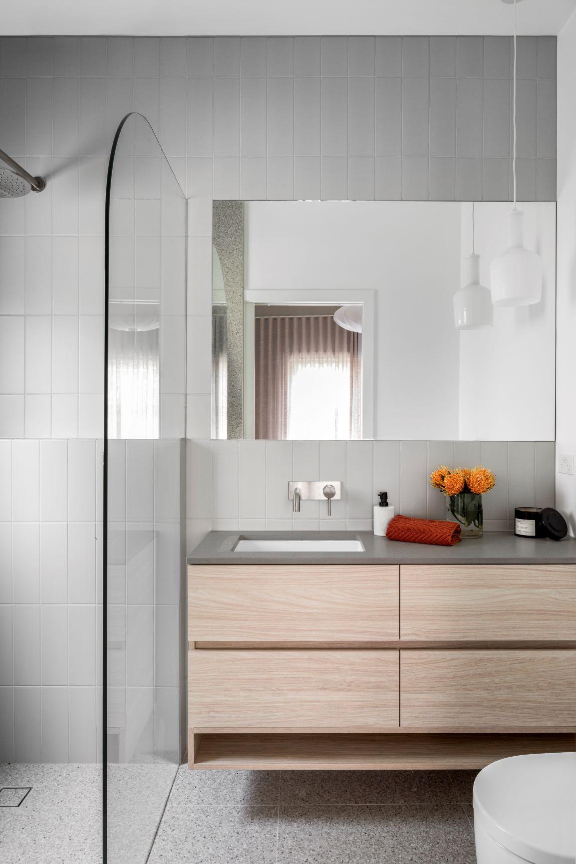 Robert Street Project - Modern House - Bathroom Vanity