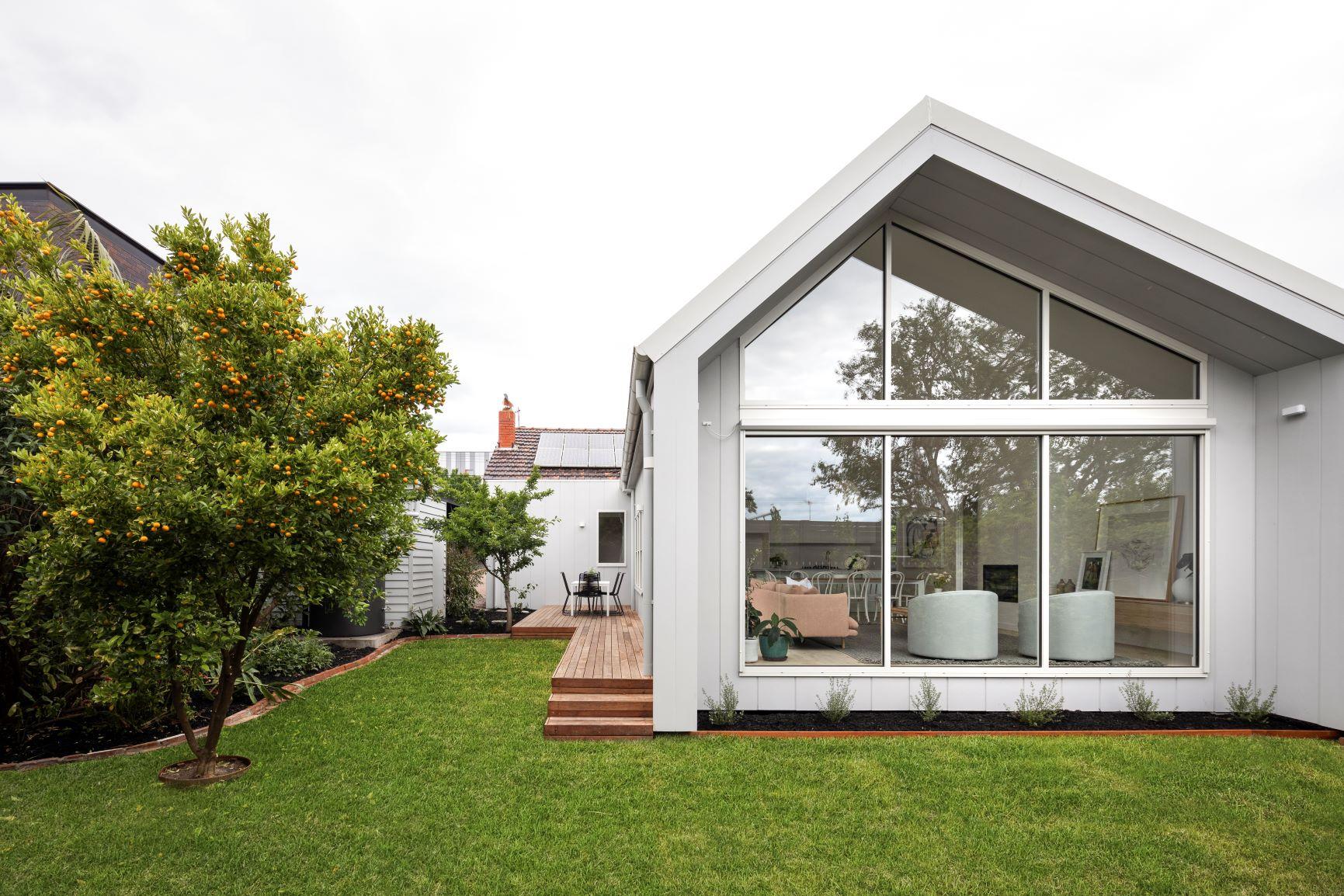 Robert Street Project - Modern House - Exterior