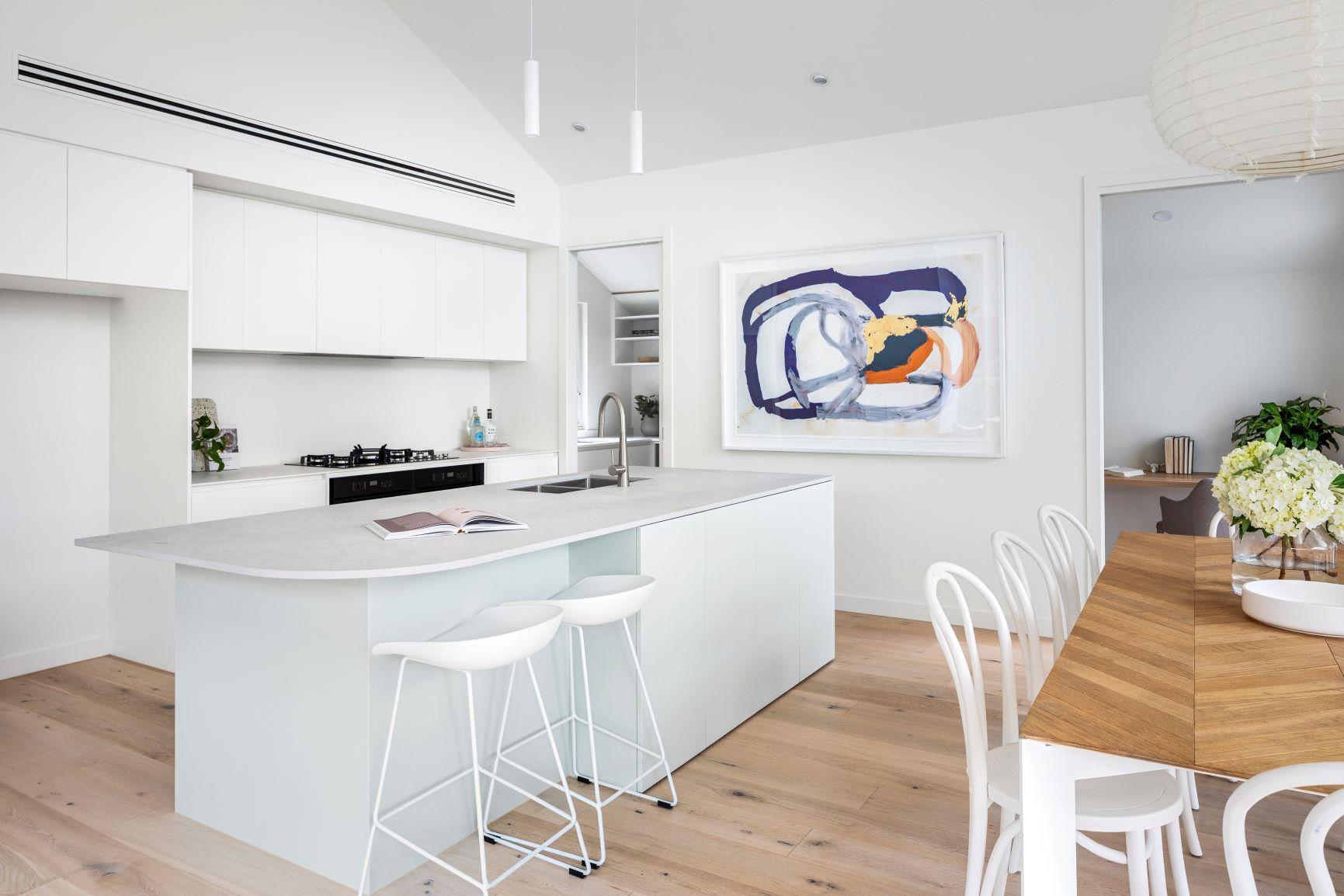 Robert Street Project - Modern House - Kitchen
