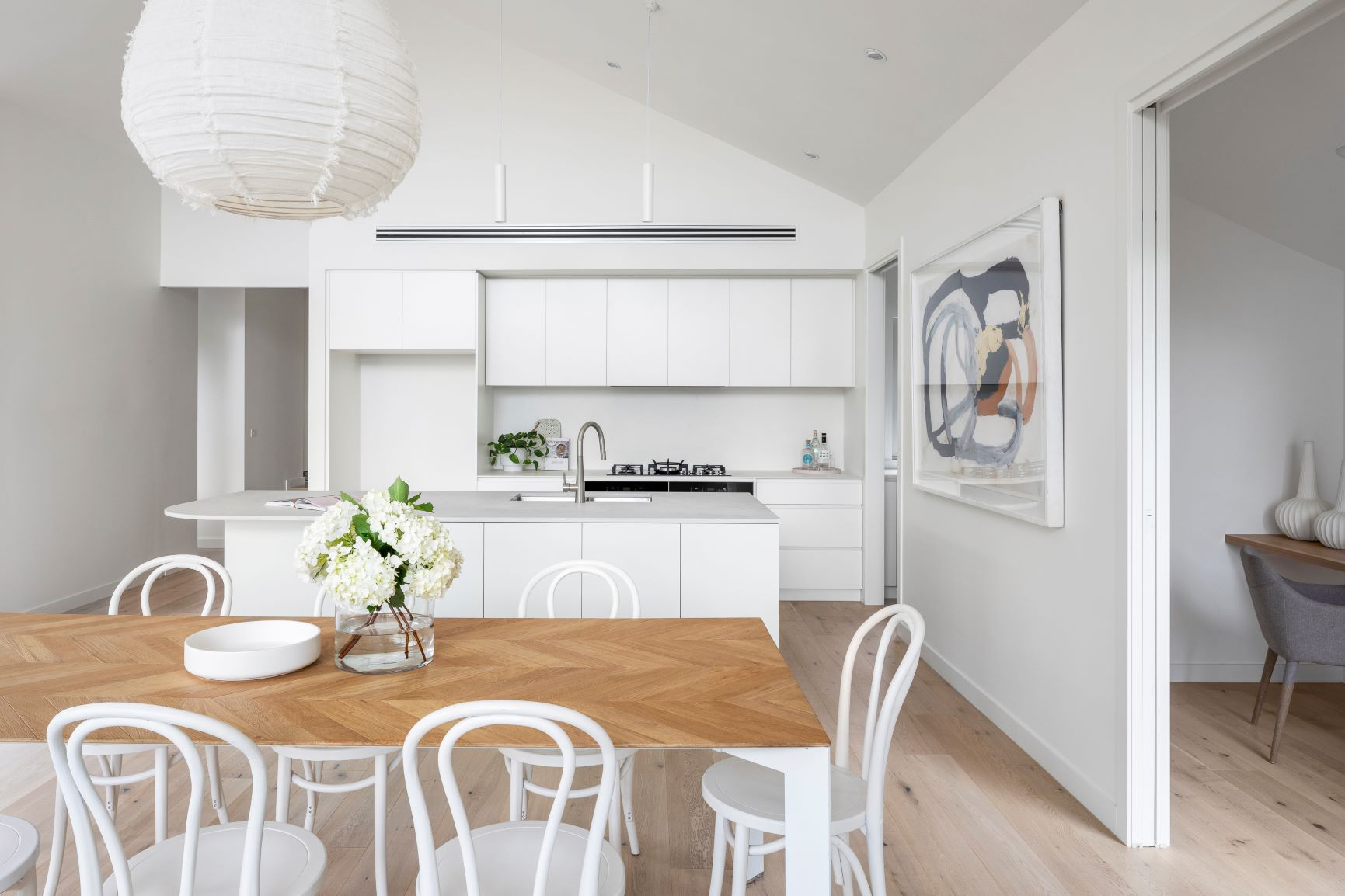 Robert Street Project - Modern House - Kitchen and Dining