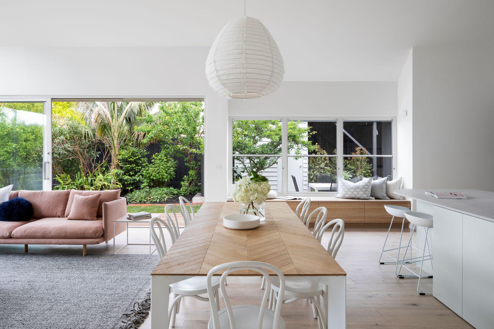 Robert Street Project - Modern House - Open Plan Living