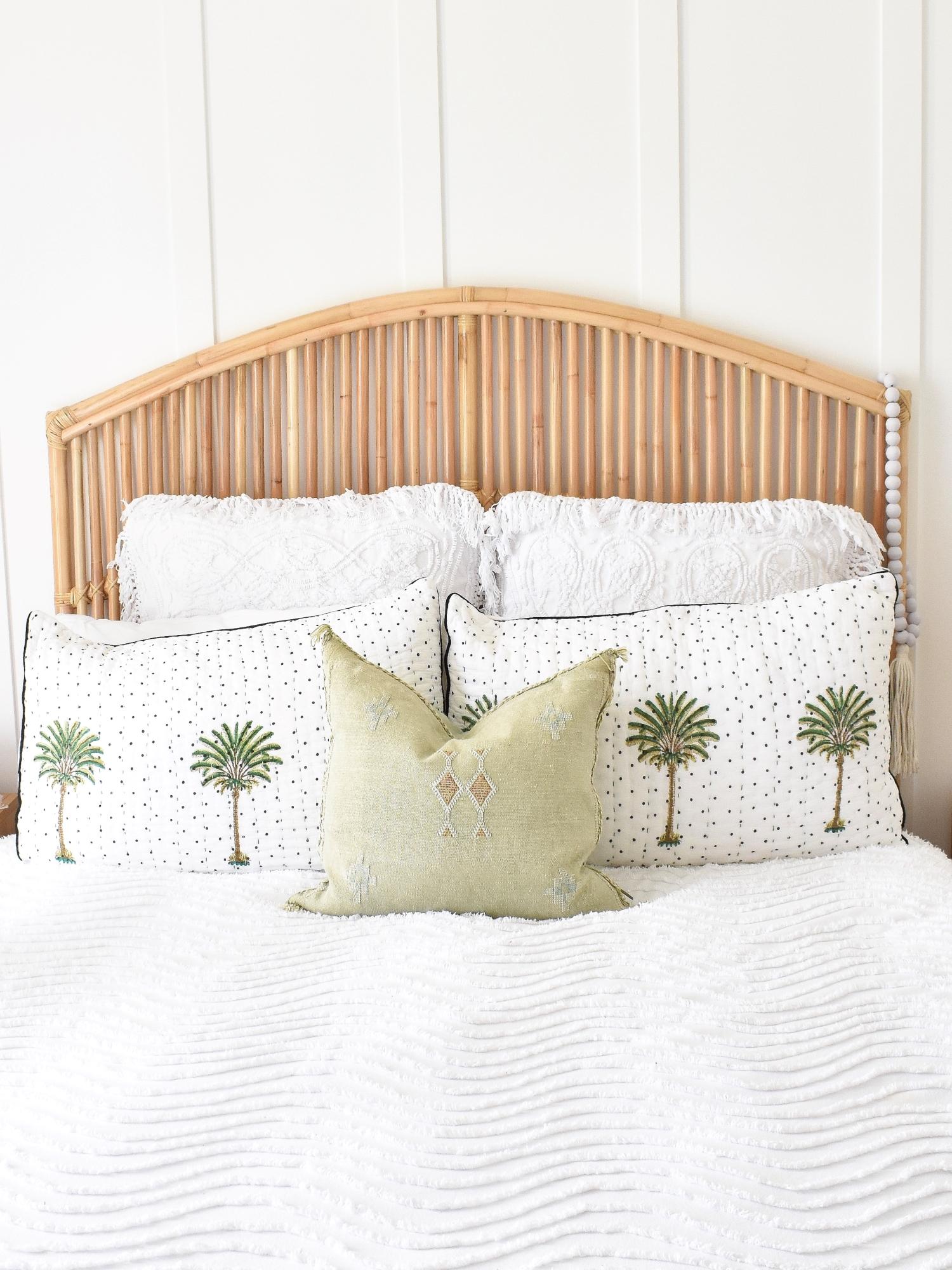 My Kind of Bliss Coastal Interior Master Bedroom