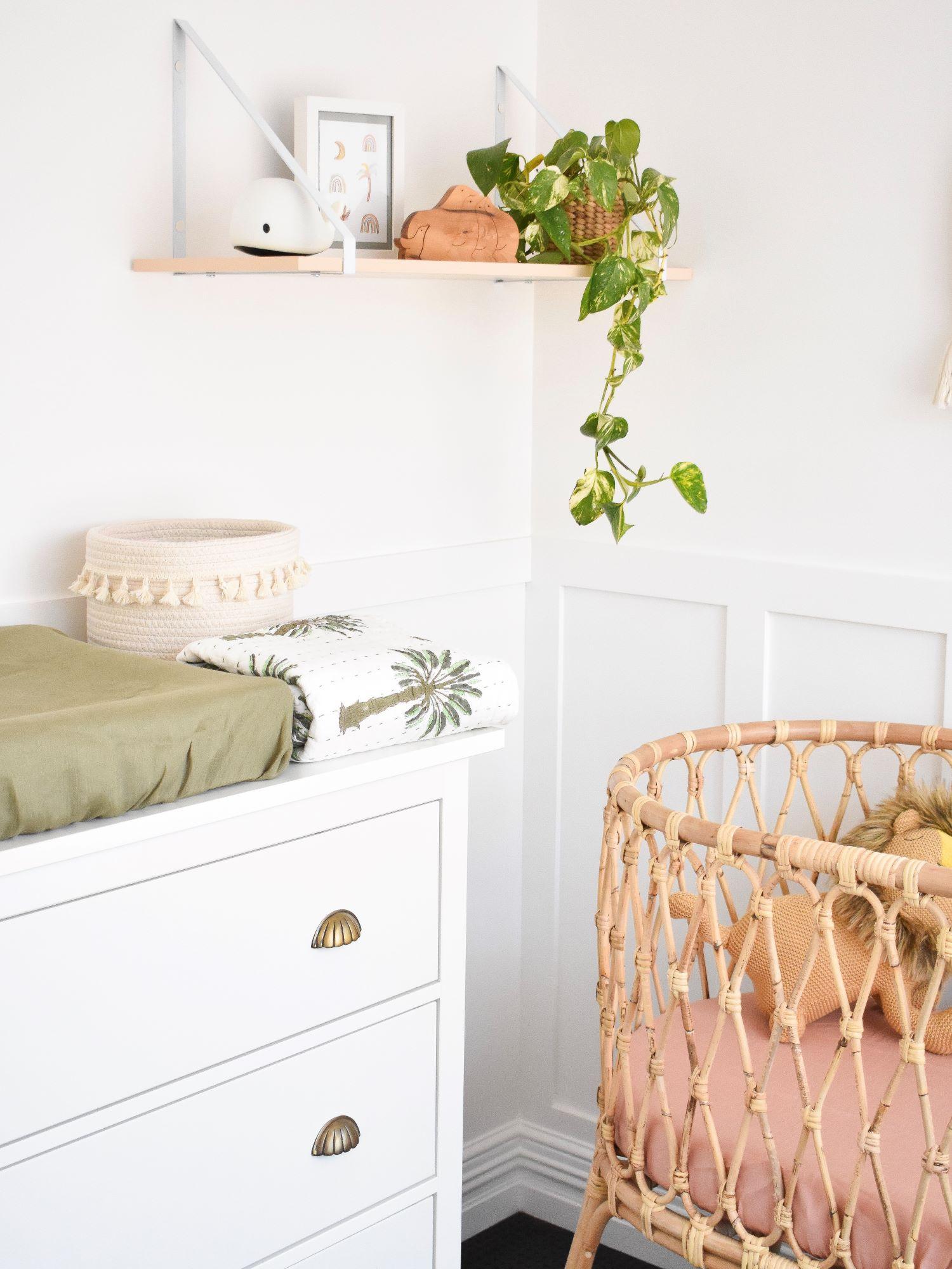 My Kind of Bliss Coastal Interior Renovation Baby Room